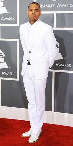 Chris B. Clean up well all white everything