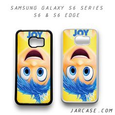 Inside Out Joy Phone case for samsung galaxy S6 & S6 EDGE