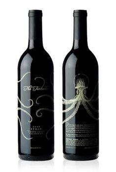 #wines label