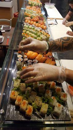 Sal Capone Sushi Cub