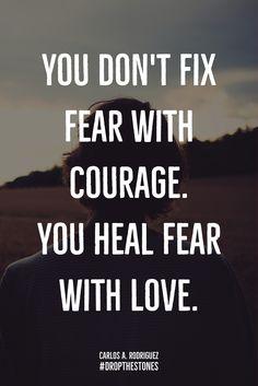 Heal.