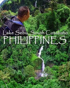 LAKE SEBU 7 FALLS one of the tourist attractions in Lake Sebu, South Cotabato, Philippines. Lake Sebu is a first class municipality in the province of South Cotabato, Philippines.