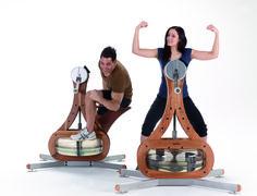 Rowers : Water Rower Grinder NOHRD Natural