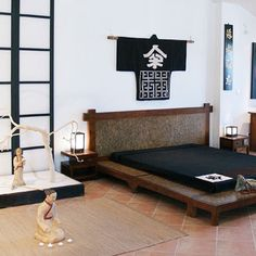 Eye pleasing Asian Home Decor article stamp 2824048934 - A gorgeous info on Asian styling decor examples. Asian Style Bedrooms, Japanese Style Bedroom, Asian Bedroom, Japanese Style House, Japanese Home Decor, Asian Home Decor, Oriental Bedroom, Diy Pallet Bed, Japanese Interior Design