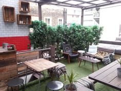 Shabby chic, quirky, quaint. Whatever you want to call it, it's all at Fika, London