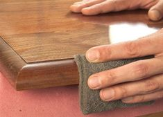 How to get a smooth poly finish on furniture