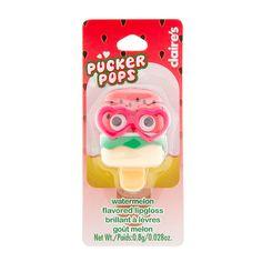 Pucker Pops Watermelon Flavored Lipgloss | Claire's