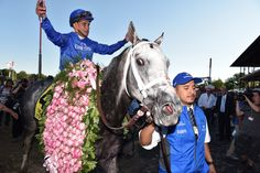 (Smile for the camera, Frosted... you did it! Congrats to the 2016 Whitney Stakes champ! #Frosted #horseracing3) Kiaran McLaughlin (@KPMRacingStable)   Twitter