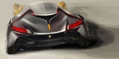 "Art Center graduate envisions the BMW ""i"" of the future - Car Body Design Bmw Design, Car Design Sketch, Car Sketch, Bmw Concept, Bmw I, Motor Works, Futuristic Cars, Motorcycle Design, Car Drawings"