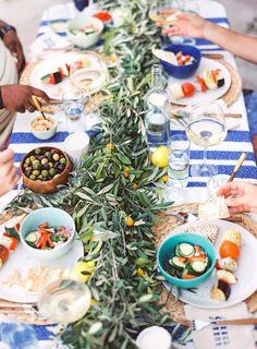 'GONE GREEK' DINNER PARTY WITH LAUREN KELP                                                                                                                                                                                 More