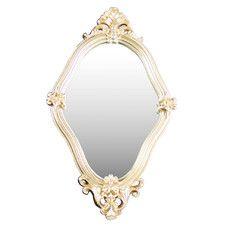 Alycia Diamond Accent Mirror