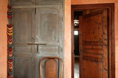 beautiful doors - Gerani Country home in Crete