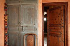 beautiful doors - Gerani Country home in Crete