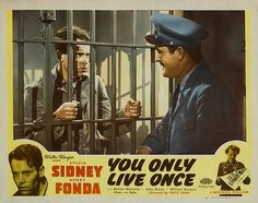 You only live once - Fritz Lang