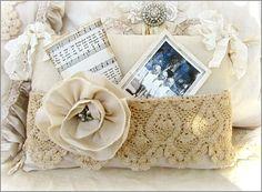 pillow from katiesrosecottagedesigns.com