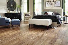 Rustic Flooring Ideas