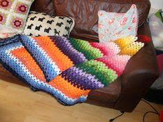 I can crochet a rainbow x The Felt Fairy