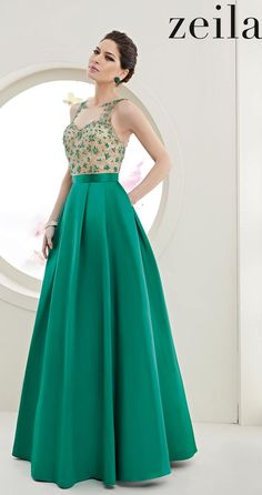 Evening Dresses, Formal Dresses, Womens Fashion, Outfits, Clothes, Chocolate, Style, Green Party Dress, Long Dress Party