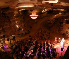 Cumberland Caverns | Cumberland Caverns: Discover the underground world of caves