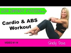 27 Min Low Impact Cardio Abs Fusion Home Workout All Levels | at Home Workout Video For Women - YouTube