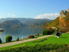 lago di bled Laghi di Plitvice - Croazia