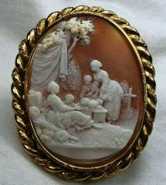 1860 Italy. Masterpiece of incredibly detailed carving.