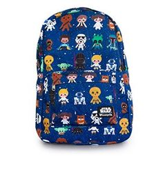 Loungefly x Star Wars Baby Character Print Backpack
