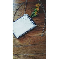 Tart wallet with silver chain shoulder strap The perfect accessory to any summertime outfit. Tart Bags Wallets