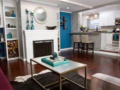 #TeamDrew Living Room