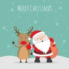 Ilustración de feliz navidad