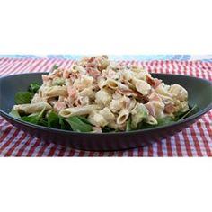 Shrimp Avocado Pasta Salad - Allrecipes.com