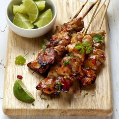 The Scoop | Grilled Tequila-Lime Chicken Recipe | Abe's Market