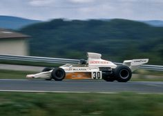 1973 Jackie Ickx, Yardley Team McLaren, McLaren M23 Ford