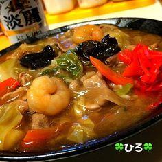 日勤だったのでお昼に作った餡です(笑) - 98件のもぐもぐ - 今日は中華丼 by tekko814