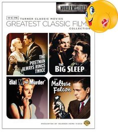 #bestdeal THE MALTESE FALCON Some high-living lowlifes #want to get their sweaty hands on a bejeweled #falcon. Detective Sam Spade (Humphrey Bogart) wants to find...