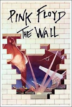 """Music poster - """"Pink Floyd from Movie Goods available at Great BIG Canvas. Pink Floyd Wall, Arte Pink Floyd, Pink Floyd Poster, Wall E, Pop Rock, Rock And Roll, Concert Rock, Digital Foto, Psychedelic Music"""