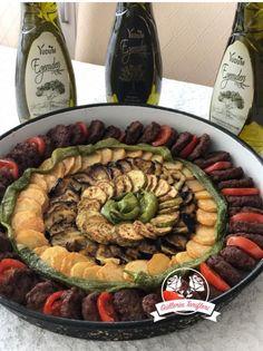 Köfte Sebze Kızartma | Güllerin Tarifleri Sausage, Food, Sausages, Meals, Chinese Sausage