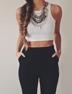 The crop top is one of summer's hottest trends and it has been for the past year as well. In fact, I think there's a pretty good chance that the crop top is going to become one of summer's newest staples for the fierce fashionistas out there. Crop tops come in all shapes, colors and …
