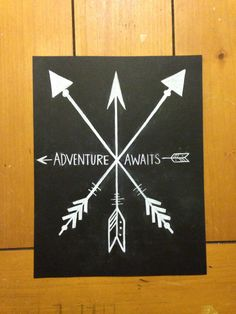 Adventure Awaits Calligraphy by LanternLightDesigns on Etsy https://www.etsy.com/listing/214774240/adventure-awaits-calligraphy