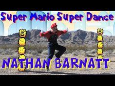 Super Mario Super Dance by Nathan Barnatt