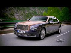 For the first time ever on the show, MotoMan drives a Limo: The 2017 Bentley Mulsanne Extended Wheelbase EWB. Yes, while the business end of this car is in t...