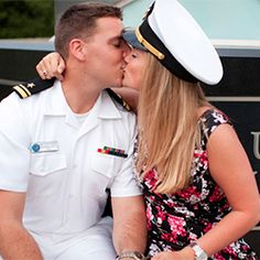 Just days before deployment, this Navy couple photographed their engagement session!
