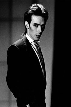 Male Gaze: Peter Murphy, 'Godfather of Goth' - The Cut