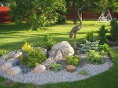 Jardines con piedras, Grandes ideas...