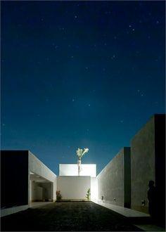 Casa AA, Mojácar (Almería)   MVN Arquitectos   2007