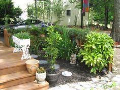 Hydrangea Festival - Daytime Garden Tours – Love this mini landscape garden