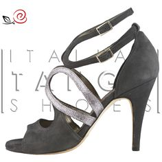 finally here!!! Luisa! so beautiful and elegant... here in grey suede and silver glitter fabric.... available also in the colors/materials you like more!  http://www.italiantangoshoes.com/shop/en/women/291-la-rosa-del-tango.html