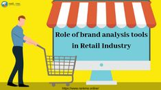 Check Out How Brand Analytical Tools help the Retail Industry to Grow. Importance Of Branding, Social Media Analytics, Online Reviews, Community Manager, Market Research, Smart Technologies, Digital Media, Industrial, Retail