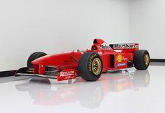 1997 Michael Schumacher F1