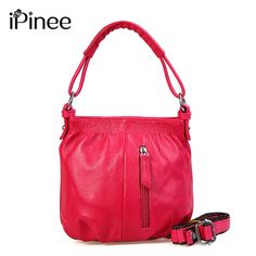Aliexpress.com : Buy iPinee Brand New Genuine Leather Bags For Women 100% Real Cowhide Crossbody Women Bags Fashion Messenger Bags Famous Brand from Reliable leather bags for women suppliers on iPinee Store